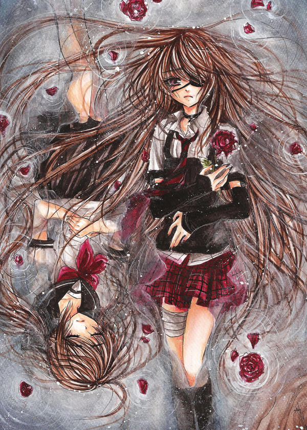 A Forgotten Memory by cherriuki