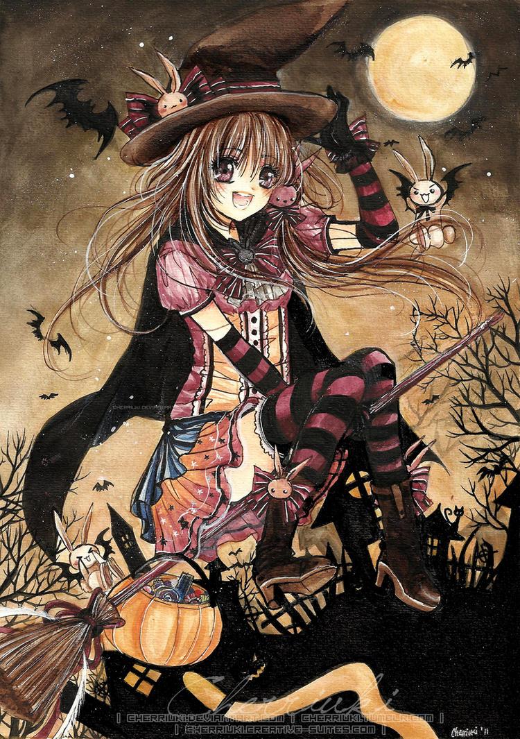 :: Happy Halloween :: by cherriuki