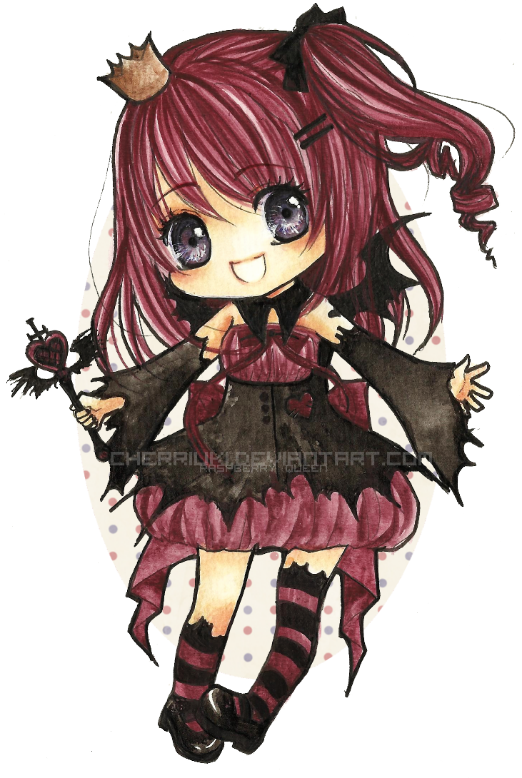 :Raspberry Queen: by cherriuki