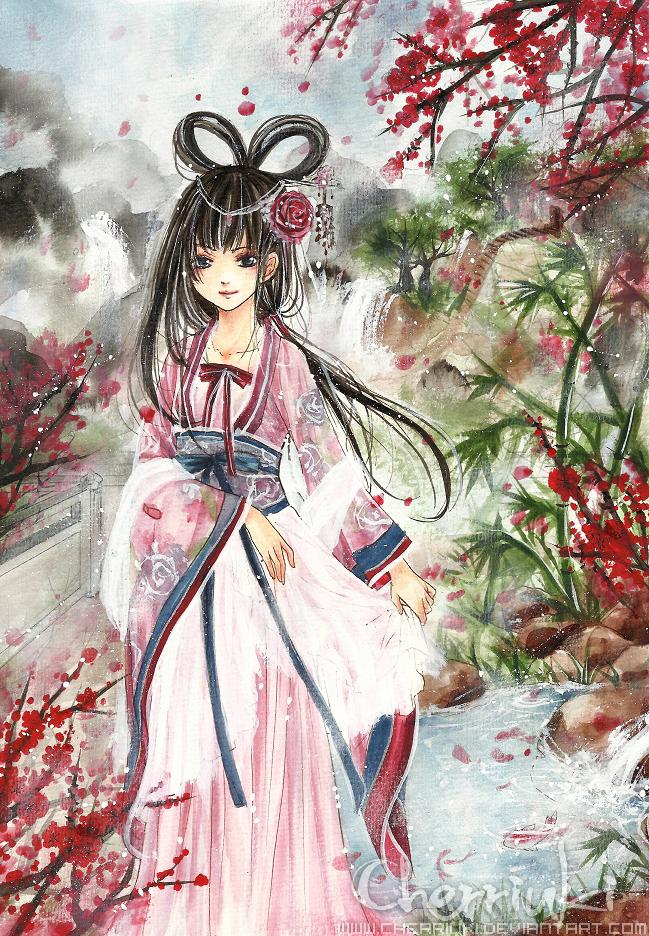 Meihua by cherriuki