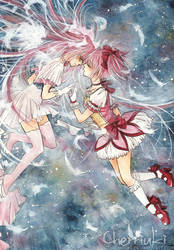 Goddess of Hope by cherriuki