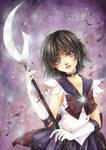 Soldier of Destruction by cherriuki