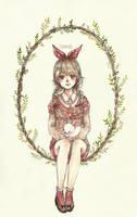 Bunny Girl by cherriuki