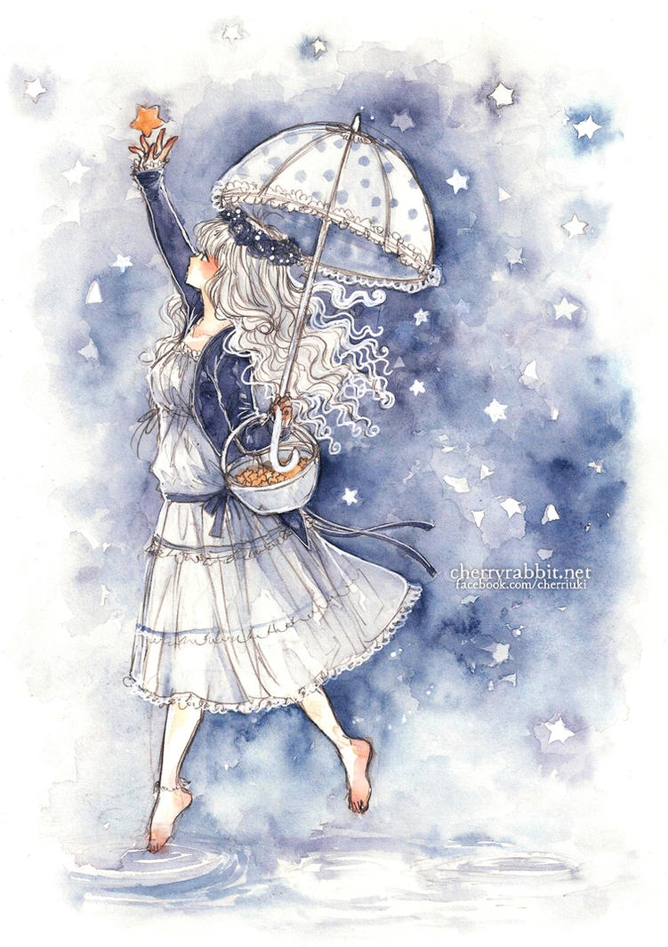Catch a Falling Star by cherriuki