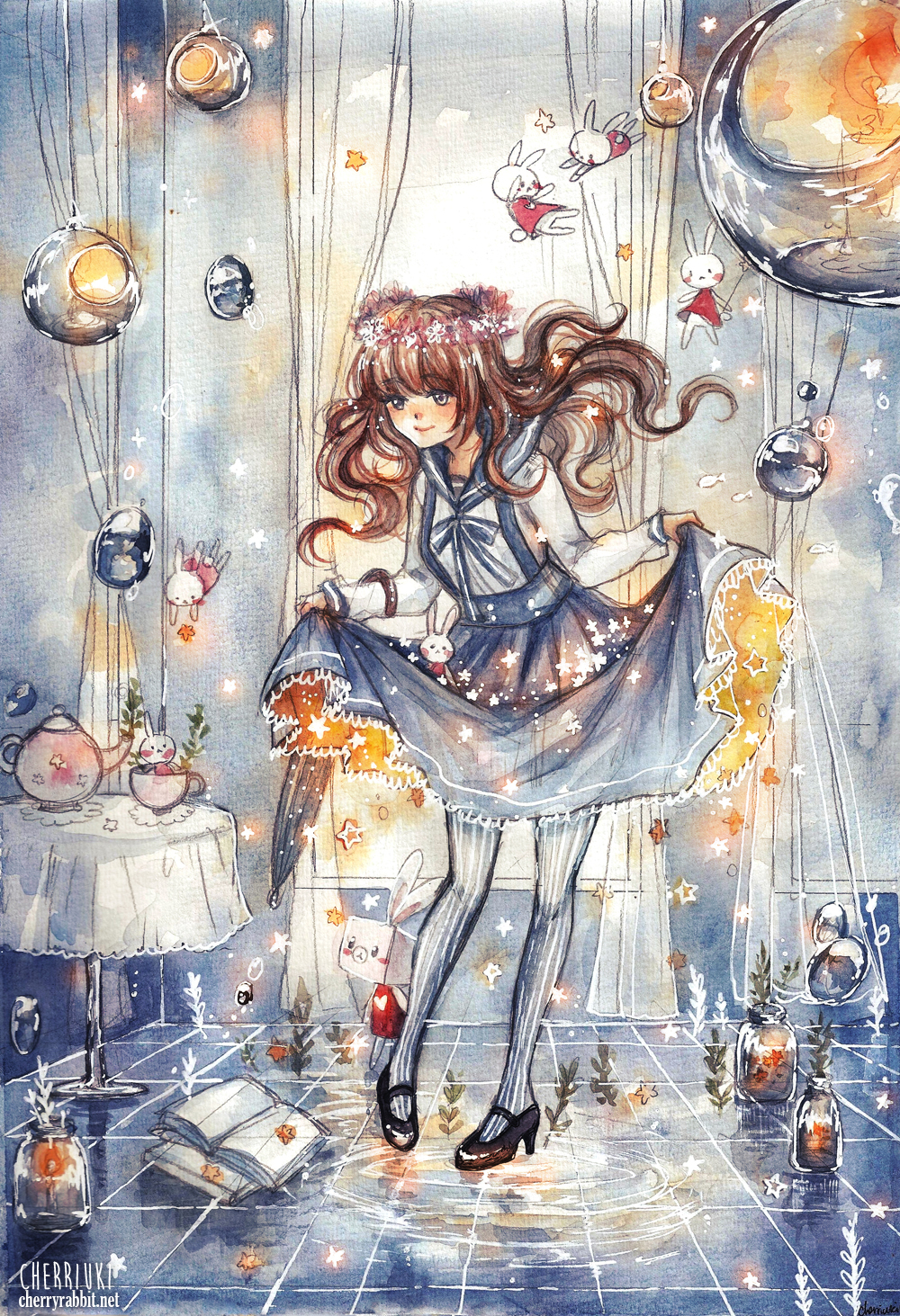 Starlights by cherriuki