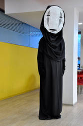 No Face Cosplay by PrabhuDK