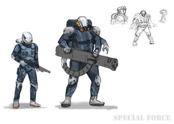 Special Force by PrabhuDK