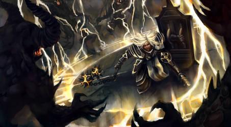 Diablo 3 by airagitt