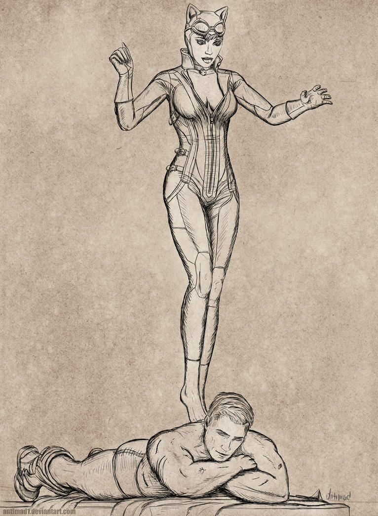 Selina's massage by Antimad1