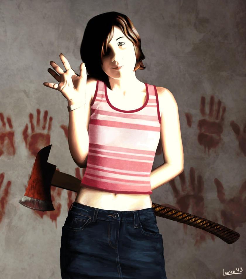 Eileen Galvin - Silent Hill 4 by uxv