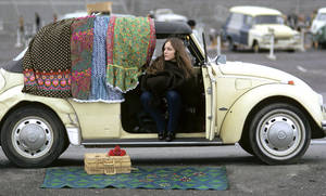 VW woman