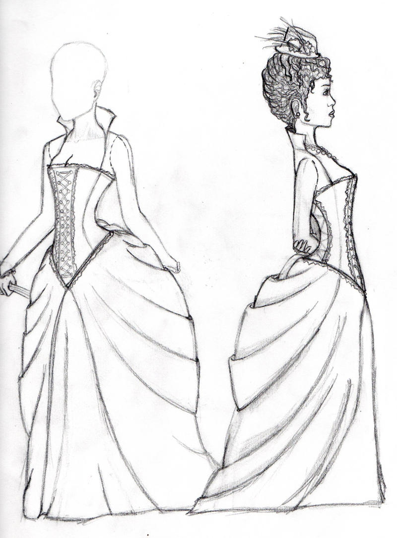 How To Make A Neo-Victorian Ball Gown (Advanced Sewing)