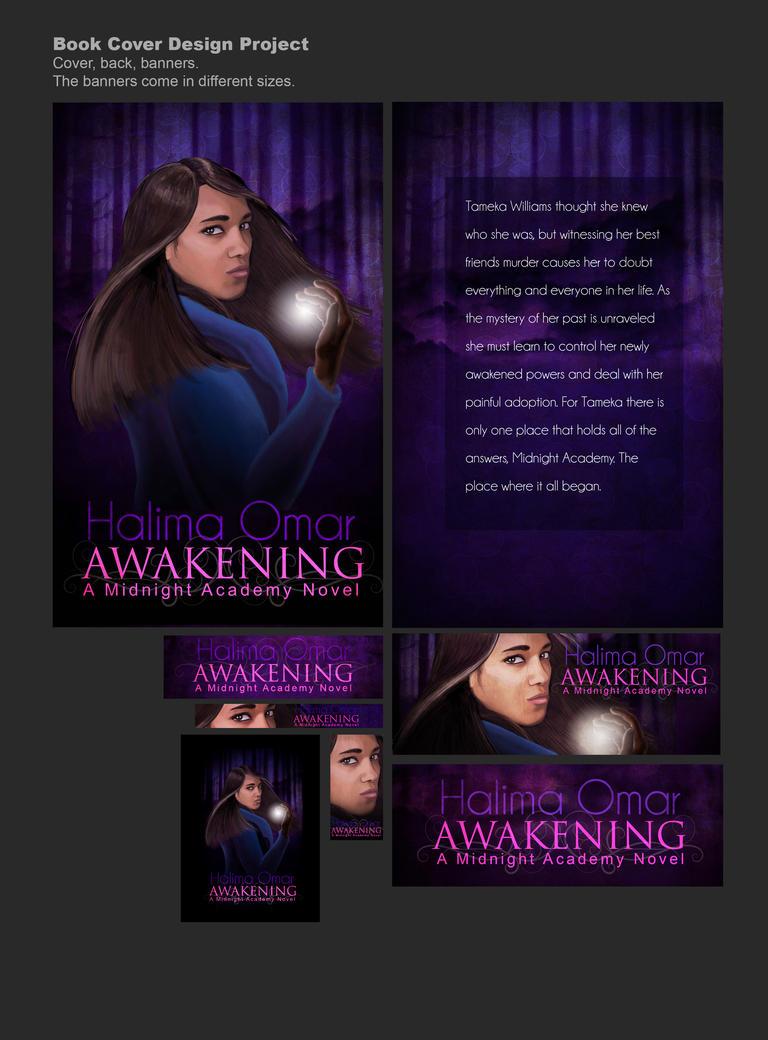 Book Cover Design Project ~ Book cover design project by julielukeartwork on deviantart