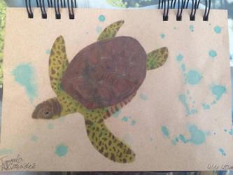 Tortoise by ImpalaRiverside