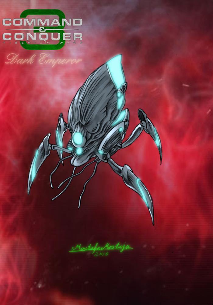 Master Mind Commando by DarkEmperor00