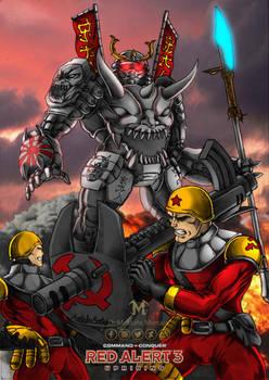 Steel Ronin Vs Flak Trooper