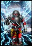 Tesla Teooper - The Effiel tower mission - RA2
