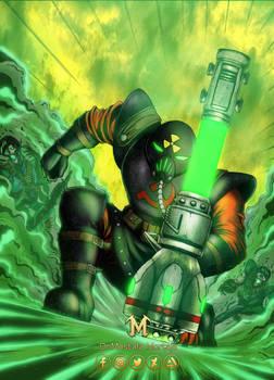Desolator RA2 - Spread the doom !