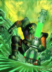 Desolator RA2 - Spread the doom ! by DrMostafaMortaja