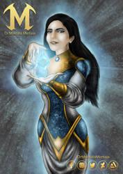 Lucia the Ice Princess by DrMostafaMortaja