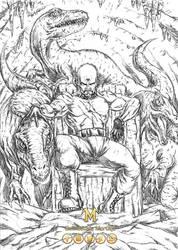 Yuri Prime in prehistoric age