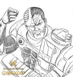 Doc terror - The Centurions