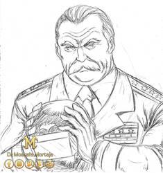 General Miles Mayhem - M.A.S.K