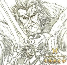 Emperor Beld - Record of the Lodoss War