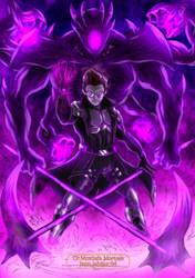 Darius and the void creature V.1