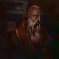 Wizard by brownboot