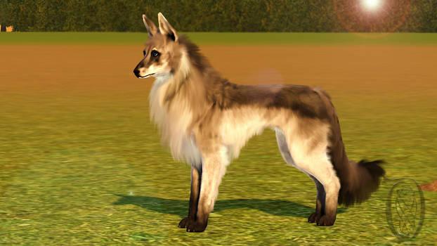 Sims 3 Pets - Krahviik Dog 01