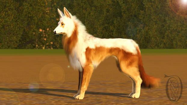 Sims 3 Pets - Krahviik Dog 02