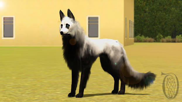 Sims 3 Pets - Ved Kaviir Krahviik