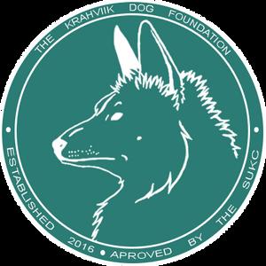 Krahviik Dog Foundation - Logo
