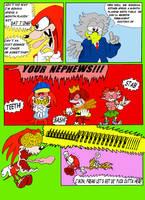 Knuckles' Nephews Page 2 by ProfessorMegaman