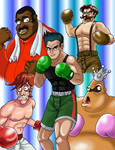 Punch Out: Wii