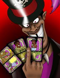 Dr. Facilier's Gambit by ProfessorMegaman