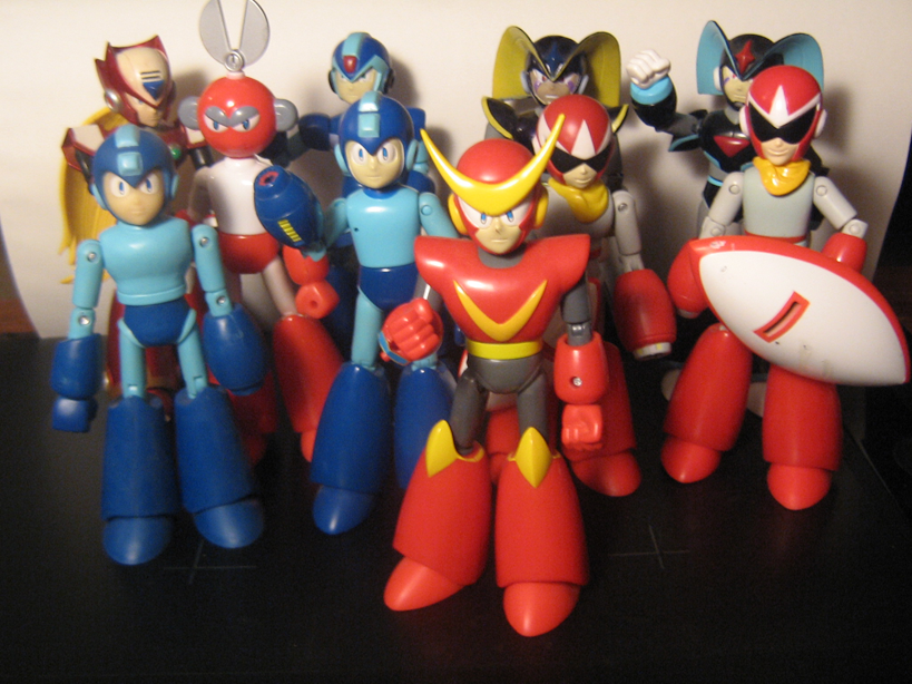 The Jazwares Collection by ProfessorMegaman