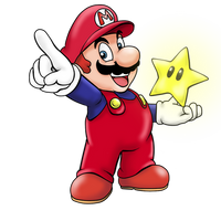 Time To Party With Classic Mario