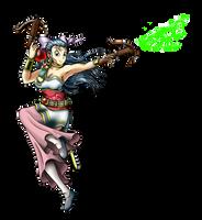Crossbow Nera Briscoletti by ProfessorMegaman