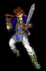 Dragon Quest: Lou