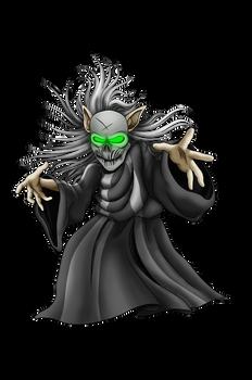 Haga The Iron Masked Witch