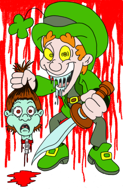 The Leprechaun: Cereal Killer