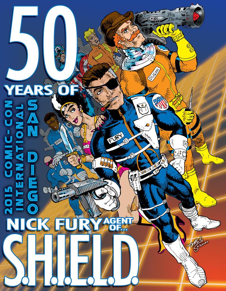 SHIELD50th by MartySalsman