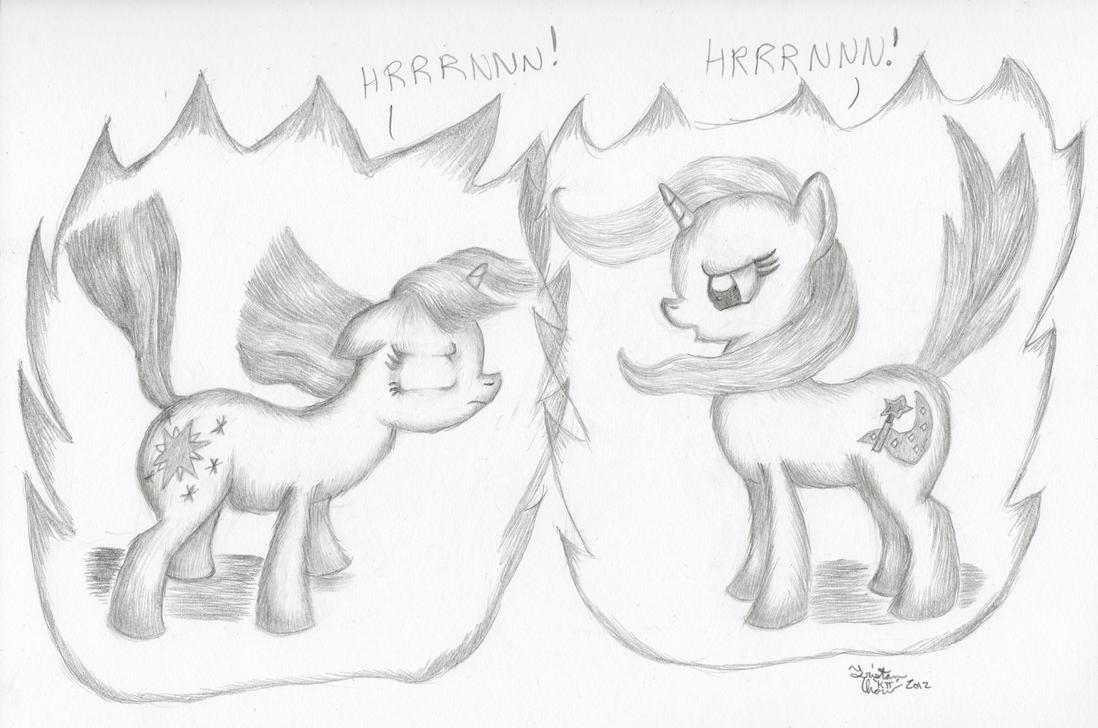 Last Time On Ponyball Z... by KuroiTsubasaTenshi