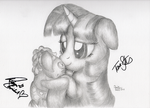 Smarty Snuggles Signed Twi-ce