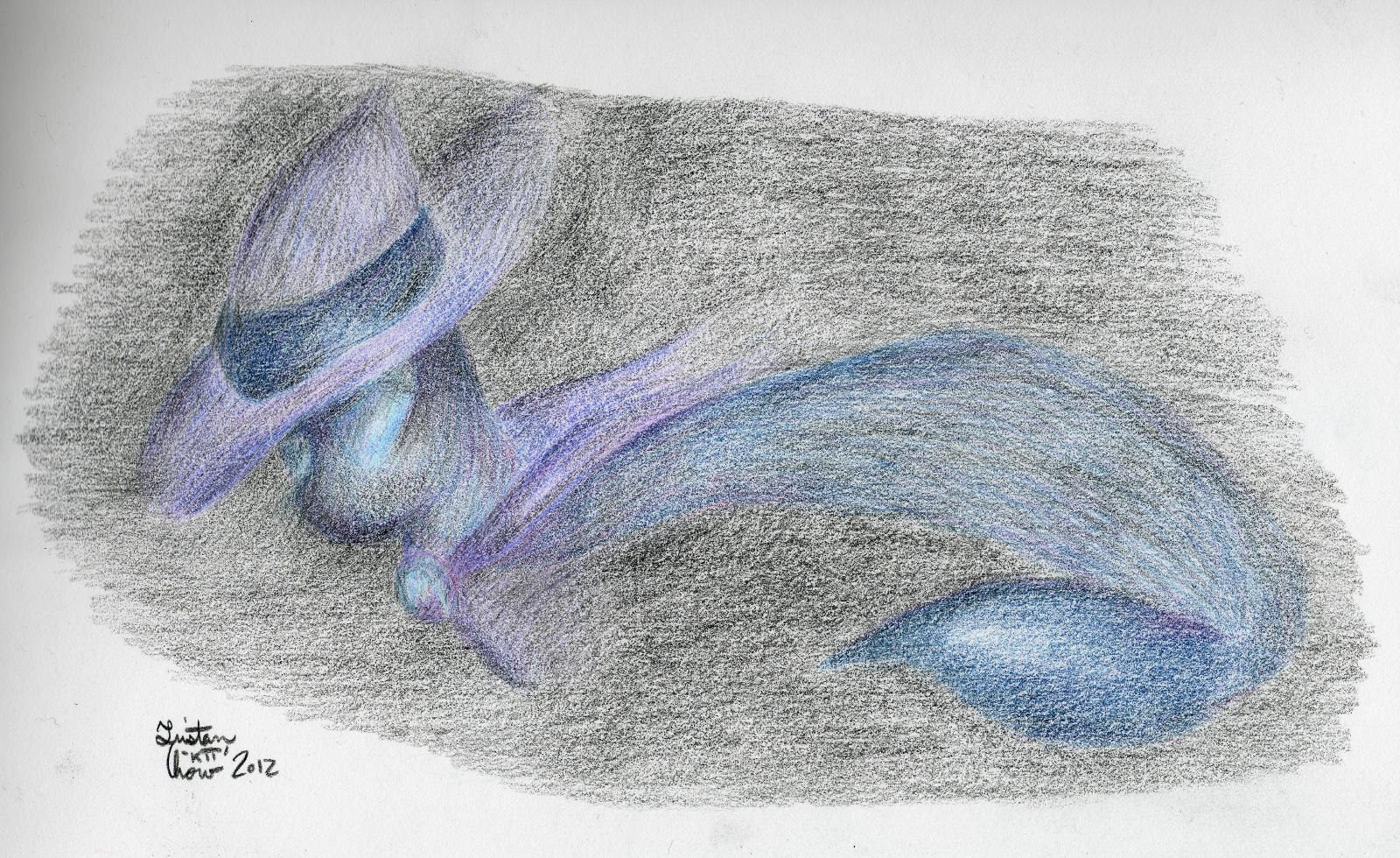 Mysterious Mare Do Well by KuroiTsubasaTenshi