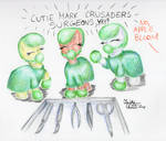 Aug NATG2012 8: Cutie Mark Crusader Surgeons, Yay!