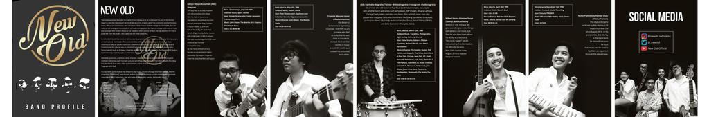 Profile band by ardhagaruda