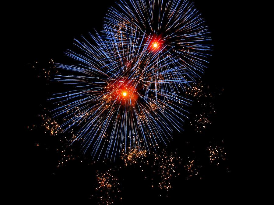 Fireworks2 by Ali-Sea